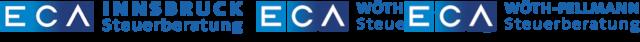 ECA Innsbruck Steuerberatung GmbH & Co KG Logo